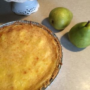 pear-kuchen